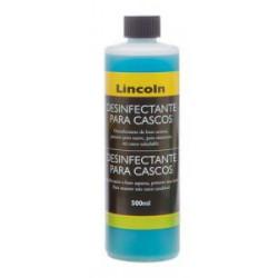 DESINFECTANTE  CASCOS LINCOLN