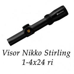 VISOR NIKKO STIRLING METOR 1-4X24 4A IR