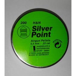 PLOMOS H&N SILVER POINT 5.5