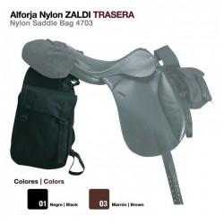 ALFORJA NYLON ZALDI TRASERA