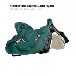 FUNDA SILLA VAQUERA NYLON 4706-G VERDE